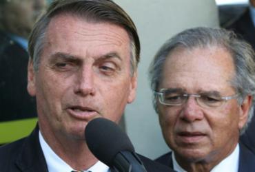Bolsonaro diz que Paulo Guedes permanece no governo | Fabio Rodrigues Pozzebom | Agência Brasil