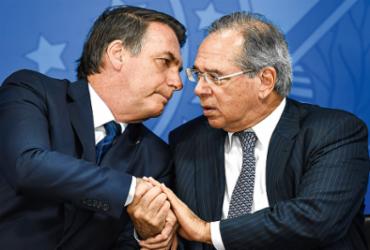 Planalto adia anúncio de Auxílio Brasil após pressão de Guedes e Mercado | Evaristo Sa | AFP