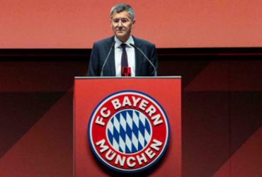Presidente do Bayern critica Copa do Mundo a cada dois anos |