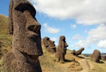 Povo rapa nui vota sobre retorno do turismo à Ilha de Páscoa após a pandemia | AFP
