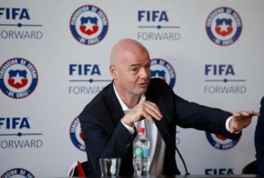 'É imprescindível' revisar o calendário do futebol mundial, diz presidente da Fifa |