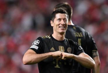 Em 14 minutos, Bayern goleia Benfica pela Liga dos Campeões |