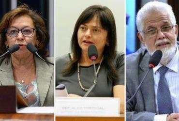 Parlamentares baianos manifestam-se contra a PEC da reforma administrativa | Foto: Reprodução