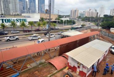 Trecho da LIP será bloqueado nas noites deste sábado e domingo | Jefferson Peixoto / Divulgação
