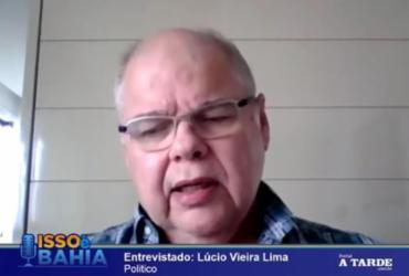 Lucio Vieira Lima desconversa sobre apoio do MDB baiano em 2022: 'Cenário não está definido' | Reprodução Isso é Bahia