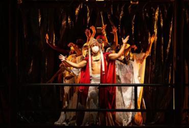 Sessões no Teatro Vila Velha da ópera Dido e Eneias marcam aniversário do NEOJIBA | Karol Azevedo | Divulgação