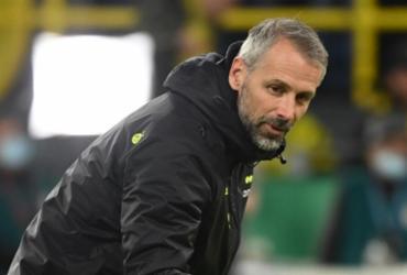 Treinador do Dortmund quer mais ações para evitar invasão de campo por torcedores | AFP