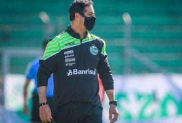 Juventude demite técnico Marquinhos Santos, após 5 jogos sem vitórias |