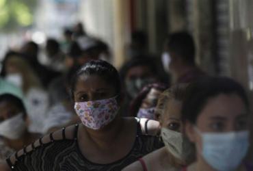 Liberação da utilização de máscara em cidade baiana gera polêmica | Agência Brasil/Divulgação