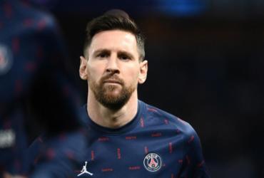 Messi pode desfalcar PSG contra o Lille |