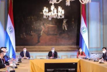 Após série de assassinatos, Brasil e Paraguai firmam acordo contra o PCC | Reprodução/ Ministério do Interior do Paraguai