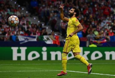 Em Madri, Liverpool derrota Atlético pela Liga dos Campeões |