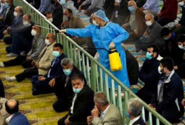 Mundo não aprendeu com a pandemia de covid-19, adverte Conselho criado pela OMS | AFP