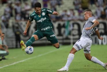Palmeiras supera Ceará em jogo atrasado do Brasileirão | Cesar Greco | SE Palmeiras