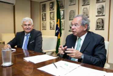 Em 'avaliação de ministros', Guedes chama Marcos Pontes de astronauta burro | Washington Costa/Ministério da Economia