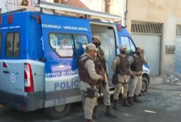 Moradores registram intenso tiroteio em Periperi; policiamento segue reforçado | Reprodução | TV Bahia