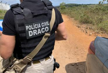 Dois suspeitos de tráfico internacional morrem em troca de tiros na Bahia