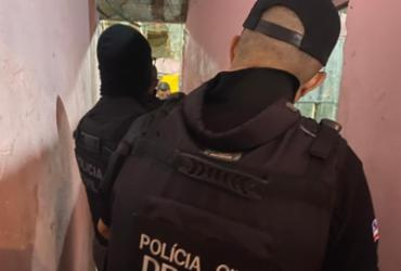 Policial militar envolvido em sequestros é preso em Camaçari | Ascom | Polícia Civil