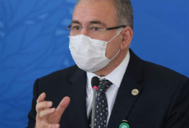 Queiroga é alvo de protestos em Portugal durante palestra sobre pandemia no Brasil | Fábio Rodrigues Pozzebom I Agência Brasil