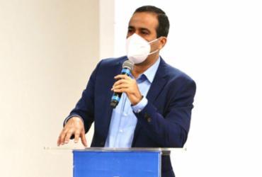 Bruno Reis promete descontos para empresas e aplicação de R$3 bi na retomada de Salvador   ASCOM Bruno Reis