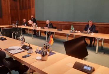 Rui Costa firma compromisso com governo da Alemanha para investimentos em energia limpa | Daniel Senna/GOVBA