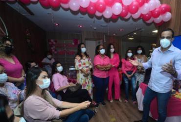 Prefeitura inaugura Sala Rosa para atendimento de mulheres em Salvador | Divulgação