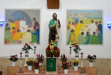 Festa de São Judas Tadeu será celebrada nesta quinta-feira | Shirley Stolze | Ag. A TARDE