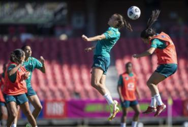 Com seleção feminina completa, Pia comanda 1º treino na Austrália |