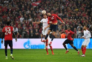 Sevilla fica no empate sem gols com Lille e segue sem vencer na Liga dos Campeões |