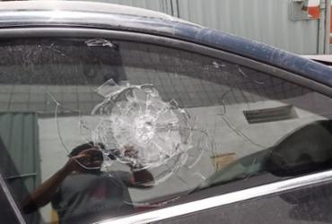 Dono de distribuidora de gás sofre tentativa de assalto em Salvador; veja vídeo | Divulgação