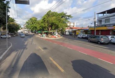 Via marginal em Pernambués será interditada a partir de segunda | Reprodução / Google
