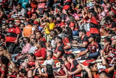 CBF autoriza o retorno das torcidas visitantes aos estádios   Alexandre Vidal   CR Flamengo