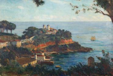 Dupla exposição e um livro resgatam obra do pintor Alberto Valença | Fabio Peixoto | Museu de Arte da Bahia
