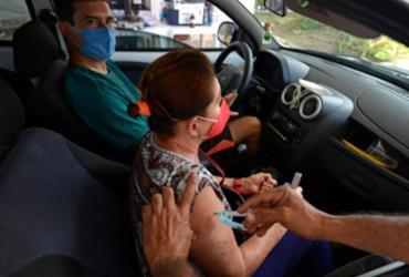 Brasil registra menor média móvel de mortes desde o início da pandemia | Shirley Stolze | Ag. A TARDE