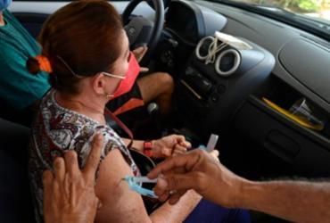 Brasil alcança 50% da população totalmente imunizada contra Covid | Shirley Stolze | Ag. A TARDE