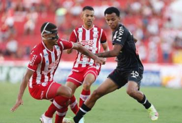 Série B: Vasco sai na frente nos Aflitos, mas cede empate ao Náutico | Rafael Ribeiro | Vasco