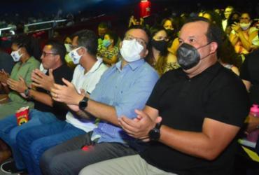 O evento contou com cerca de 1.000 crianças e adolescentes | Foto: Divulgação - Divulgação