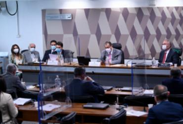 Com votação marcada para terça, relatório da CPI ainda pode receber alterações | Edílson Rodrigues I Agência Senado