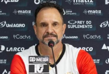 Wagner Lopes comemora vitória e destaca importância da volta da torcida ao Barradão | Reprodução | TV Vitória