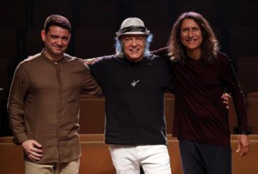 Três músicos gravam disco em homenagem a Caetano e Gil | Felipe Oliveira | Divulgação