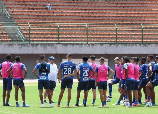 Fora de casa, Bahia encara o América para sair do Z-4 e dar salto na tabela | Felipe Oliveira | EC Bahia