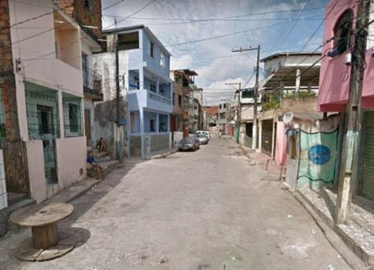 Guerra entre facções deixa um morto e nove feridos na Capelinha de São Caetano | Reprodução | Google Maps
