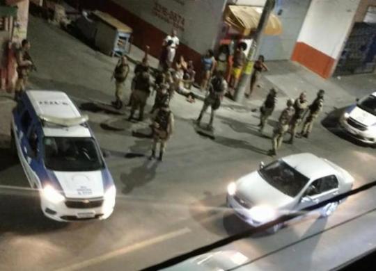 Suspeitos de participarem de ataque em 'paredão' tem prisão convertida para preventiva | Reprodução | Redes Sociais