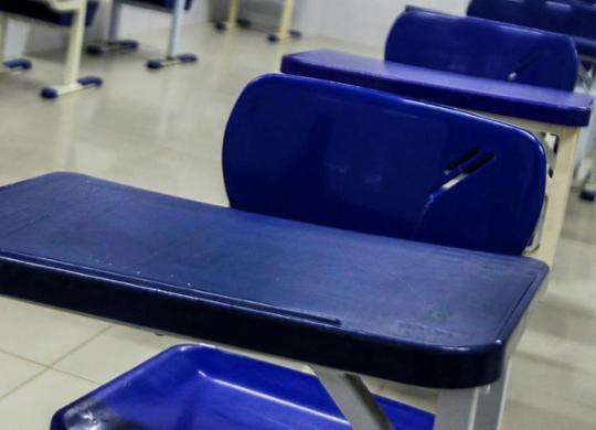 Professor boliviano é preso suspeito de abusar alunas no interior da Bahia   Felipe Iruatã   Ag. A TARDE