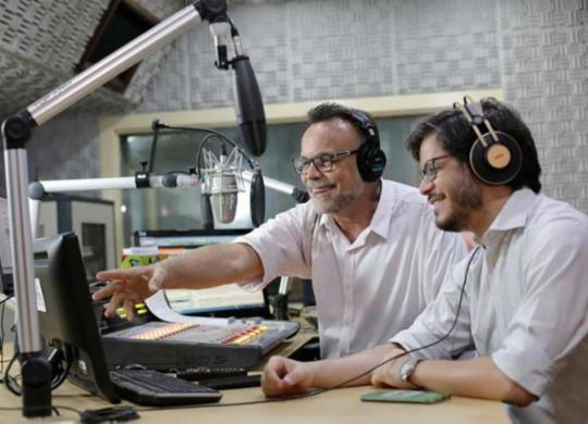Acompanhe AO VIVO o programa 'Isso é Bahia'   Uendel Galter   Ag. A TARDE