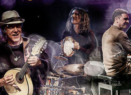 Três músicos gravam disco em homenagem a Caetano e Gil | Divulgação