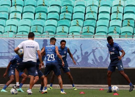 Bahia e Guto Ferreira reencontram Ceará em briga para fugir do Z-4 | Felipe Oliveira | EC Bahia