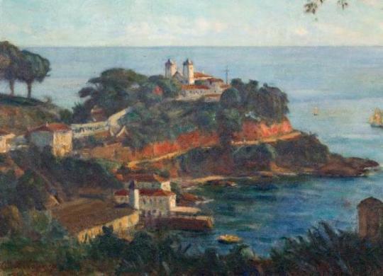Museu de Arte da Bahia inaugura exposição com 70 pinturas de Alberto Valença | Divulgação/Alberto Valença