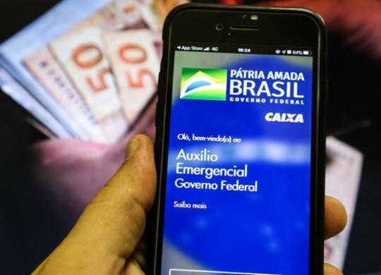 Governo federal considera prorrogar auxílio emergencial | Marcelo Camargo | Agência Brasil
