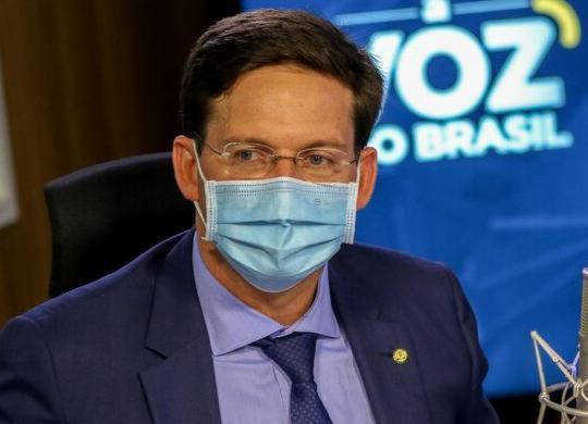 Auxílio-Brasil de R$ 400 começa a ser pago em novembro, diz João Roma | Marcello Casal Jr. I Agência Brasil